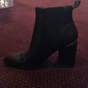 Steve Madden pointy boots